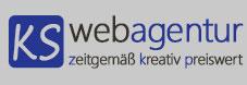 KS-Webagentur Logo Footer